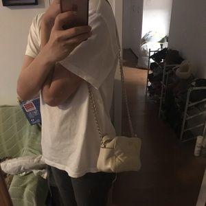 Kate spade cross body camera/chain bag